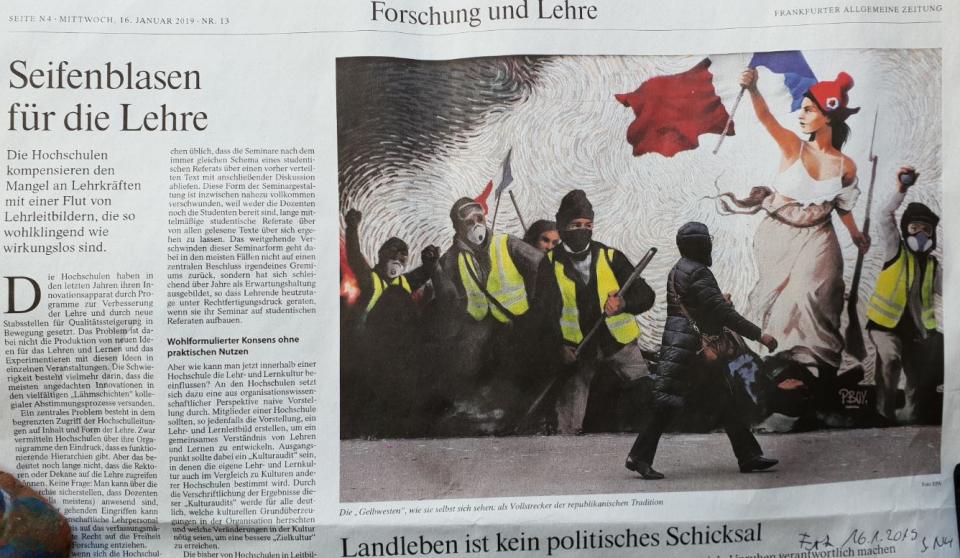 Frankfurter Allgemeine Zeitung. 16.1.2019, p N4