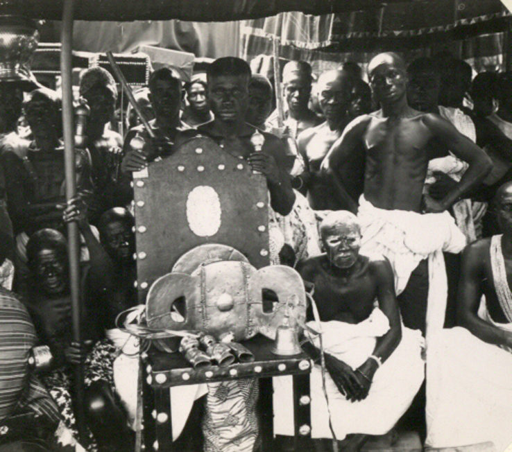 Golden Stool 1935 r