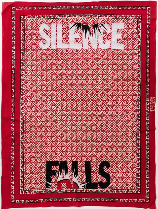 silence falls