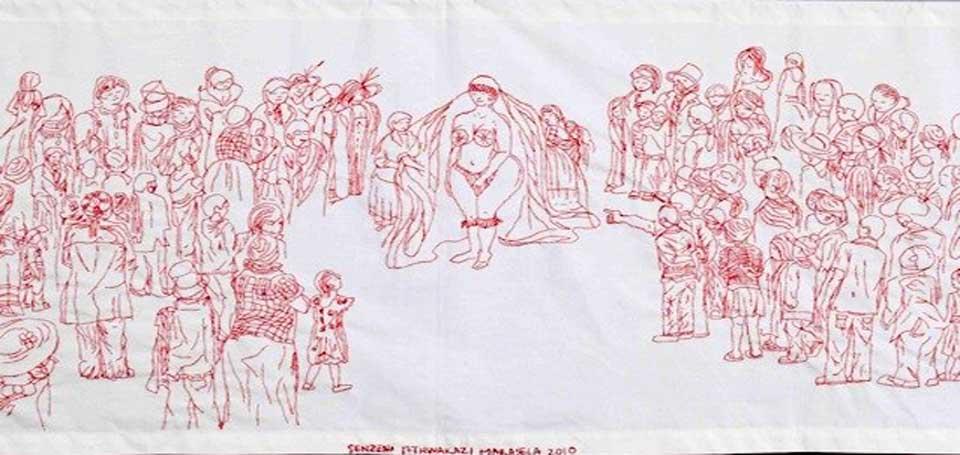 Senzeni Marasela: Decolonising Sarah Baartmann_3